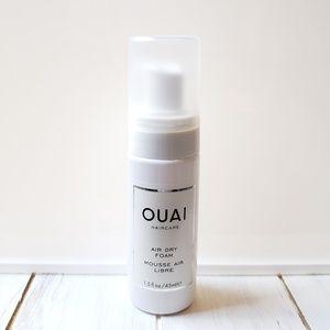 NEW Ouai Air Dry Foam Mousse Air